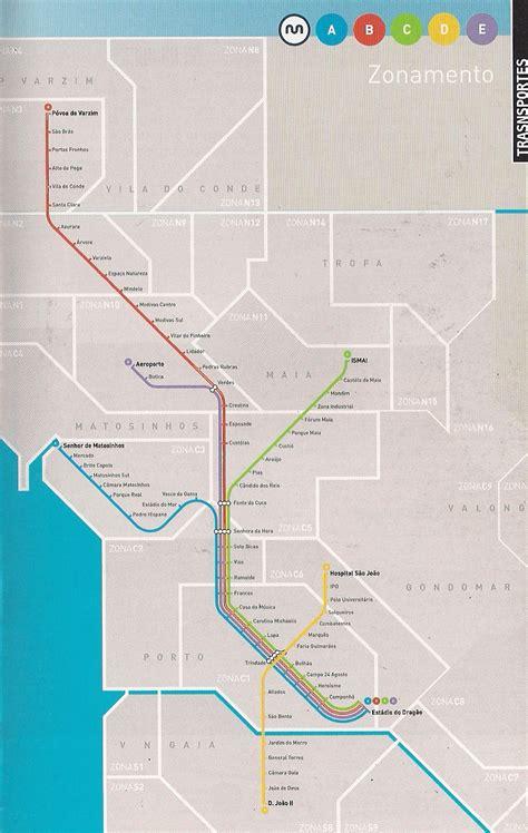 metro porto portogallo mapa metr 244 porto miss check in