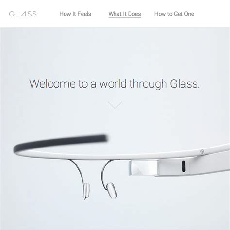 design google glass the web designer s guide to google glass