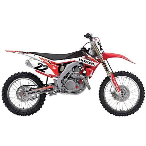 factory motocross bike for sale honda evo 14 shroud graphic decals wrap kit factory effex