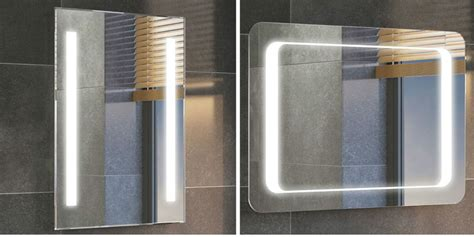 engineer develops smart bathroom mirror the