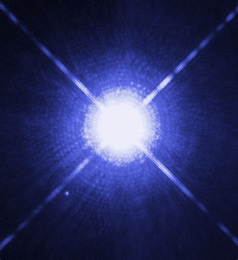Brightest Light Ever by The Ten Brightest Stars In The Sky Simulating The Universe