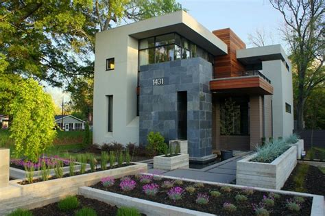 home exterior design studio lafrance residence