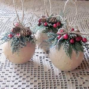30 diy rustic christmas ornaments ideas moco choco