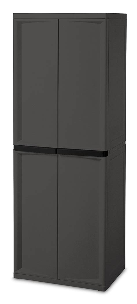 Garage Pantry Cabinet by Storage Cabinet Pantry Kitchen Adjustable Closet Shelves