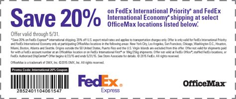 Fedex Office Coupon by Fedex Office Coupon Codes Car Wash Voucher