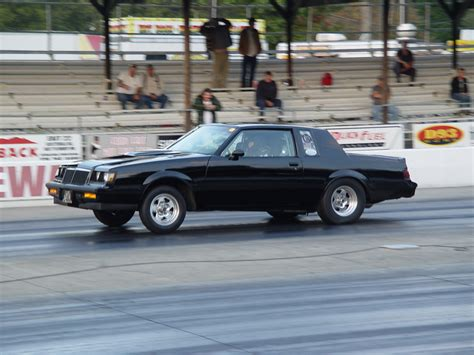 2013 buick gs nationals drag racing