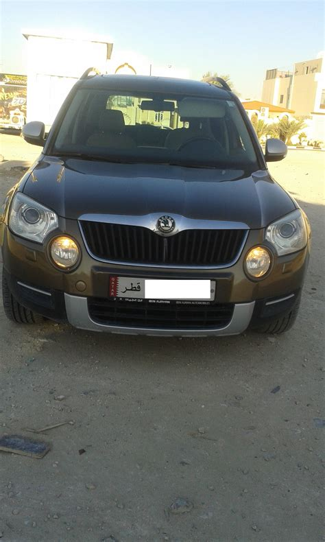 skoda yeti 4x4 model 2011 for sale qatar living