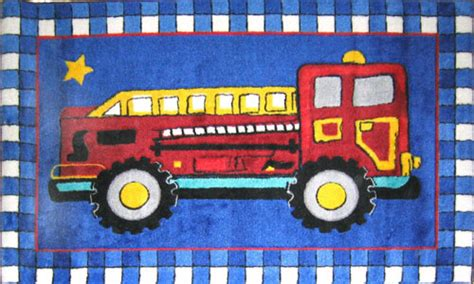 mack sculpted rug truck