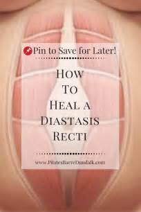 quot how to heal a diastasis recti quot health diastasis recti diastasis recti exercises post