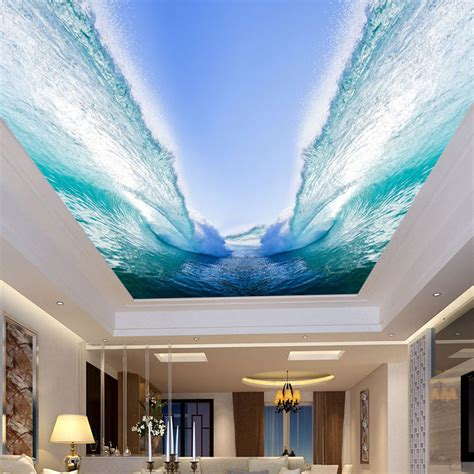 Compare Prices On Decorative Suspended Ceilings Online Sky Ceiling Wallpaper