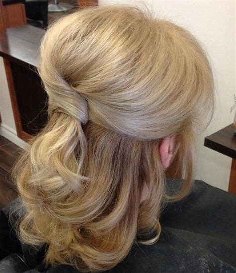 half up half down hairstyles medium length hair with braid half up half down wedding hairstyles 50 stylish ideas