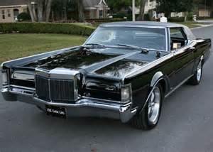1969 lincoln iii mjc classic cars pristine