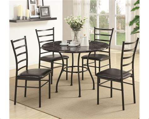 Coaster Dining Room Sets Coaster Dining Set Dinettes Co 150112set