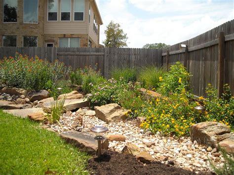 texas backyard ideas beautiful central texas landscape job xeriscape design