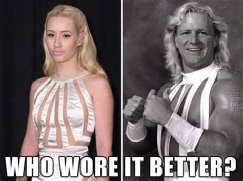 Who Wore It Better Meme - who wore it better memes and comics