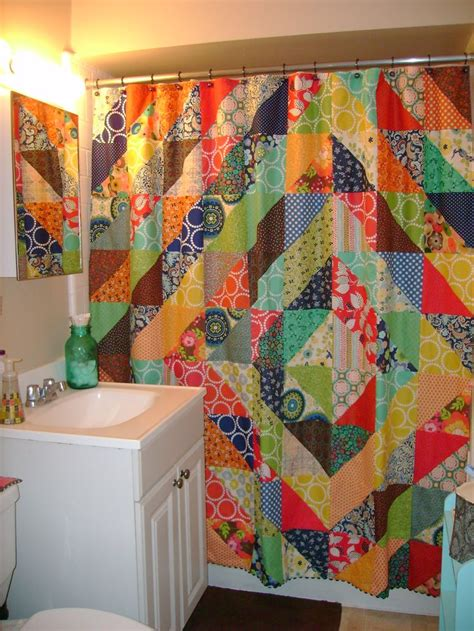 quilted shower curtains 17 best images about quilted shower curtain on pinterest