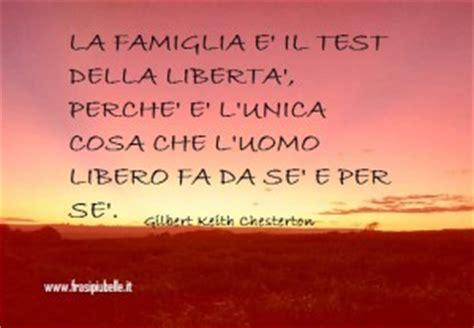 test sulla vita la famiglia 232 il test della libert 224 frasi pi 249