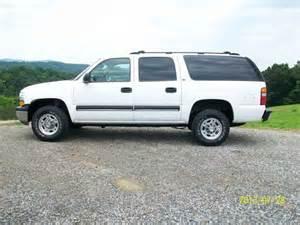 2001 Chevrolet Suburban 2500 Sell Used 2001 Chevrolet Suburban 2500 Ls Sport Utility 4