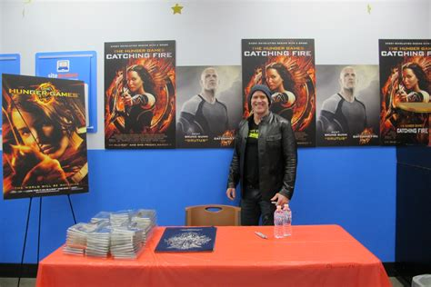 the catching cast midnight release appearances at