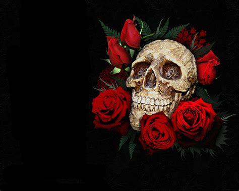 skull wallpaper pinterest skull wallpaper and background image 1280x1024 id 119749