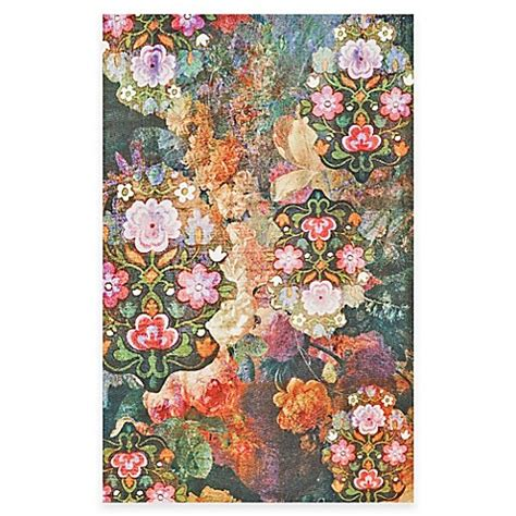 tracy porter rugs tracy porter 174 solis soft flowers rug bed bath beyond