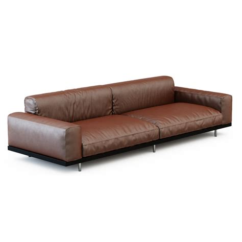 naviglio sofa 3d model of sofa naviglio