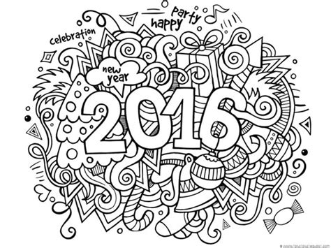 Search Results For New Year 2015 Printable Coloring Pages New Years Coloring Pages