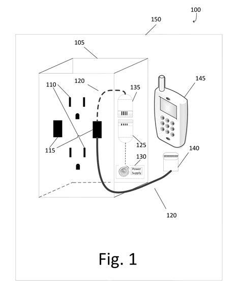 usb wall socket circuit diagram circuit and schematics