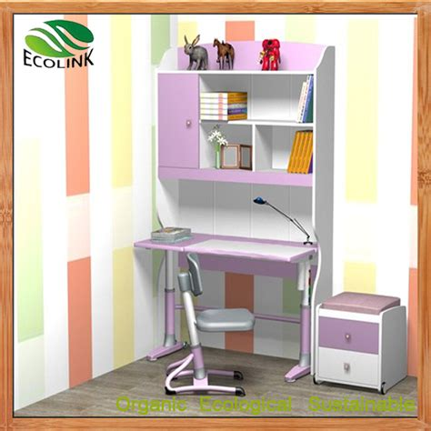 China Customize Modern Kids Furniture For Study Room Or Bedroom Study Furniture