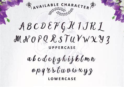 Handmade Script Font - get a gorgeous bundle of 11 handmade fonts only 27