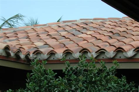 Barrel Tile Roof Barrel Roof Tile Roof Tile Barrel Tile Roof Roof Tile Barrel Tile Roof Artezanos Handmade