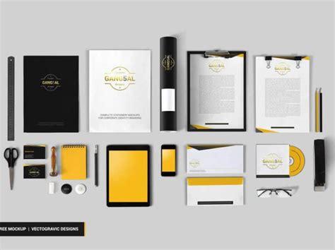 mockup design tool free download stationery mockup