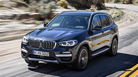 new bmw 2018 x3 that s how the all new 2018 bmw x3 looks like bestcarmag