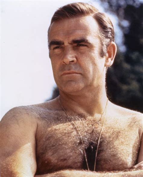 famous chest hair sean connery famous hollywood stars pinterest