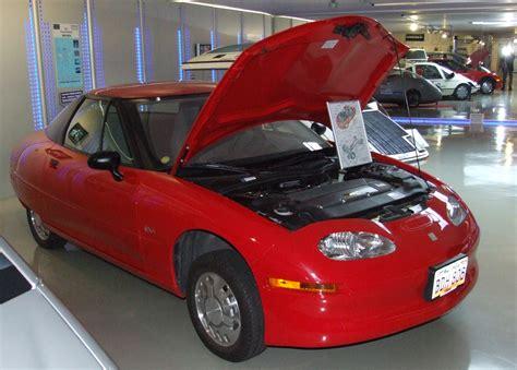 how cars work for dummies 1999 gmc ev1 transmission control gtp cool wall 1996 1999 general motors ev1