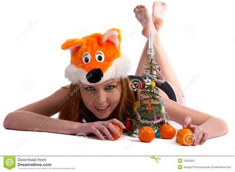 new year model new year celebrating model stock image image 13533551
