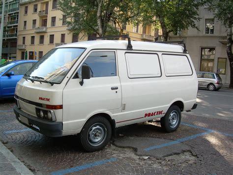 nissan cherry vanette file nissan vanette cargo jpg wikimedia commons