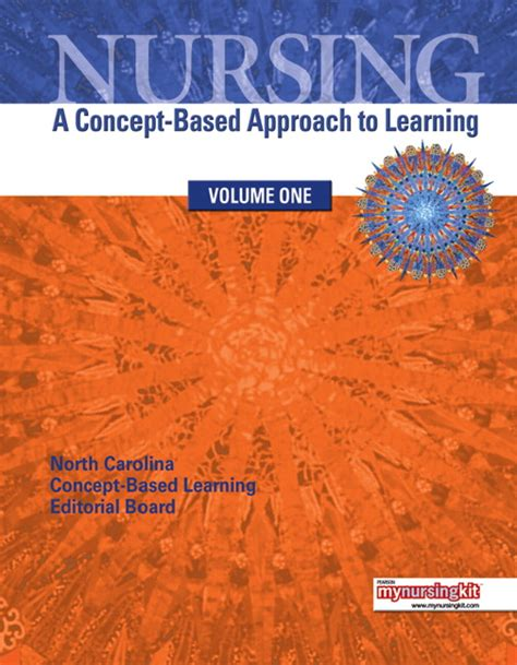 nursing a concept based approach to learning volume 2 revised 2nd edition 2nd edition books nccleb pearson education nursing a concept based