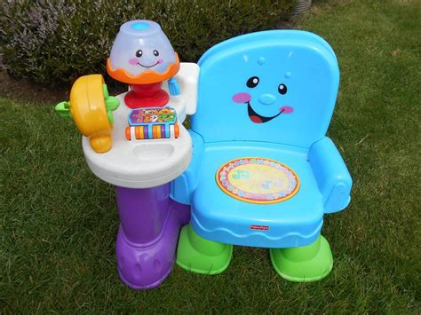 Fisher Price Musical Chair by Fisher Price Laugh And Learn Musical Learning Chair
