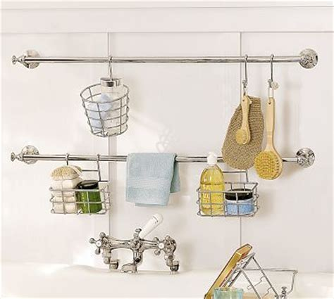 mercer bathtub caddy best 25 shower storage ideas on pinterest shelves in