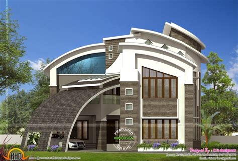 new house design most modern contemporary house design kerala home design