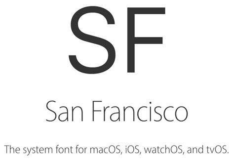 apple font how to download apple s san francisco font jeff reifman