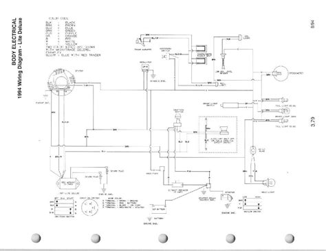 1999 polaris sportsman 500 4x4 wiring diagram wiring