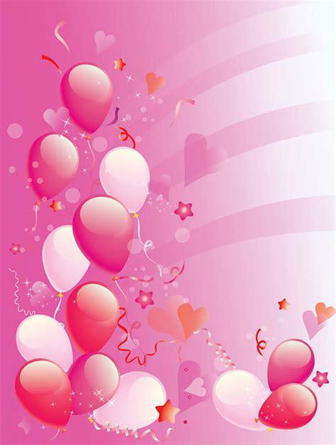 pink balloon wallpaper pink birthday balloons wallpaper www pixshark com