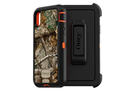 otterbox defender series screenless edition for iphone x xs in realtree edge and max 5