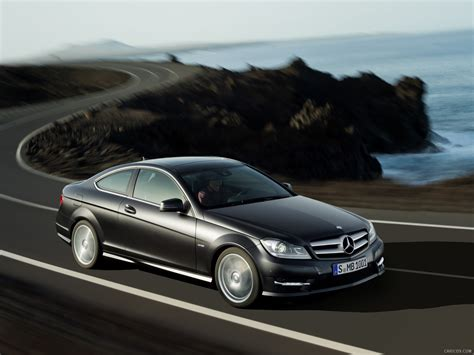 2013 mercedes c class coupe
