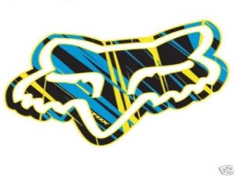 Blue Fox Racing Logo Wallpaper