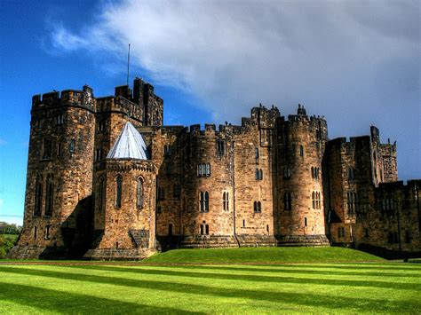 Wallpapers In Home Interiors alnwick castle northumberland a photo from
