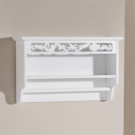 bathroom shelf and towel rail white bathroom towel rail shelf wall mounted coral