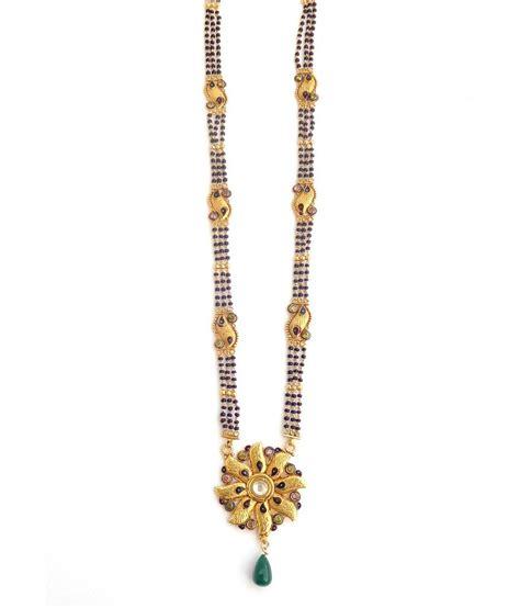 antique design nishugold antique design gold mangalsutra buy nishugold